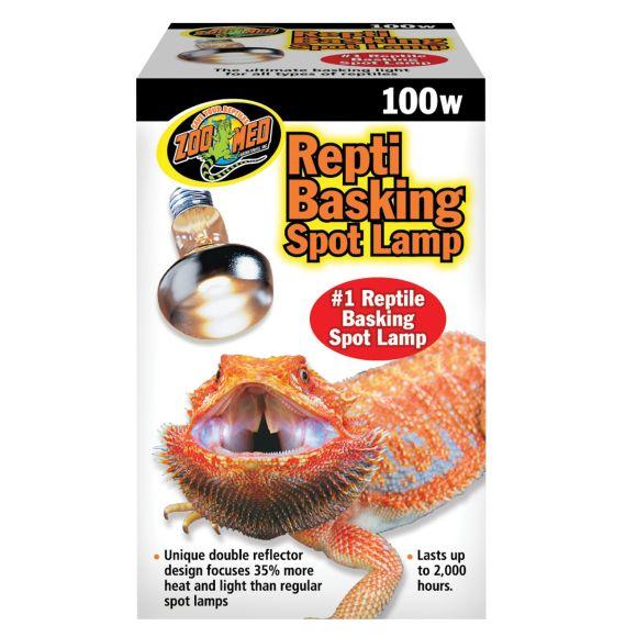 Zoo Med Reptile Basking Spot Lamp Port Credit Pets